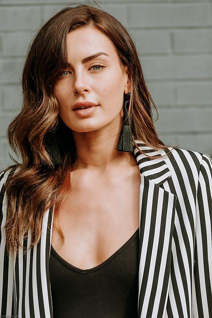 Charlotte Deckers Photography   FashionWeek NewYork SS19 Fashion Streetstyle Abigail Hallx