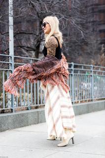 Charlotte Deckers Photography | FashionWeek NewYork AW19 Fashion Streetstyle Tina Leung