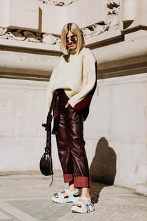 Charlotte Deckers Photography | FashionWeek Paris SS19 Fashion Streetstyle Xenia Adonts