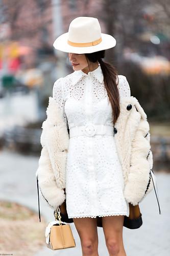 Charlotte Deckers Photography | FashionWeek NewYork AW19 Fashion Streetstyle Mary Leest