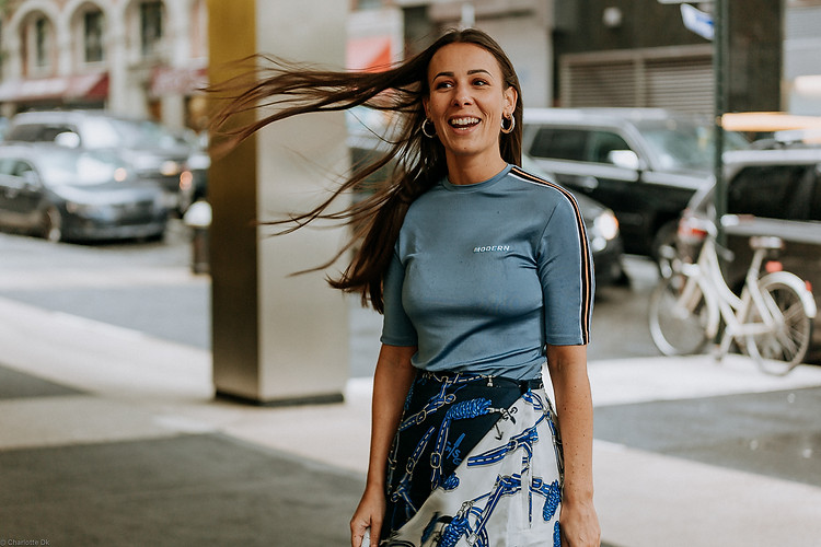 Charlotte Deckers Photography | FashionWeek NewYork SS19 Fashion Streetstyle Alice Barbier