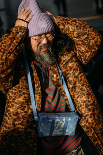 Charlotte Deckers Photography | FashionWeek Paris AW20 Fashion Streetstyle Takashi Murakami - takashipom