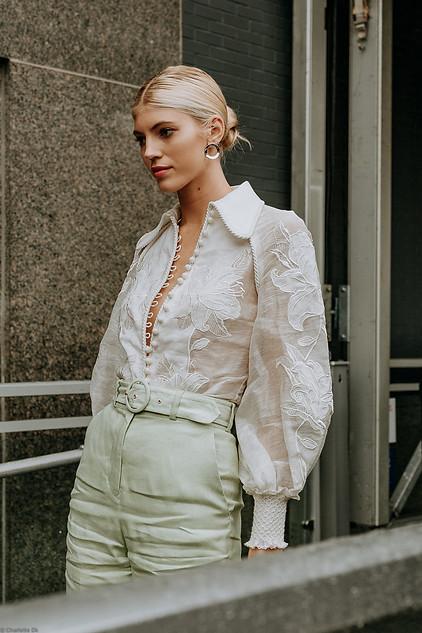 Charlotte Deckers Photography   FashionWeek NewYork SS19 Fashion Streetstyle Dev Windsor