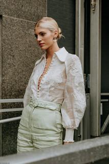 Charlotte Deckers Photography | FashionWeek NewYork SS19 Fashion Streetstyle Dev Windsor