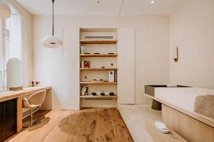 Charlotte Deckers Photography | Interior Photographer | Massage Room