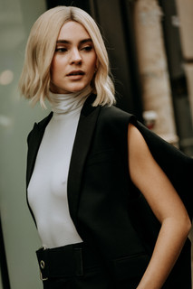 Charlotte Deckers Photography | FashionWeek Paris AW20 Fashion Streetstyle Stefanie Giesinger