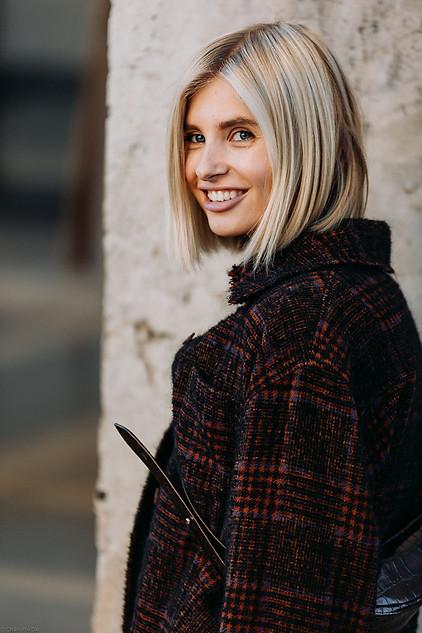 Charlotte Deckers Photography   FashionWeek Paris SS19 Fashion Streetstyle Xenia Adonts