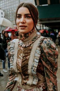 Charlotte Deckers Photography | FashionWeek NewYork SS19 Fashion Streetstyle Camille Coehlo