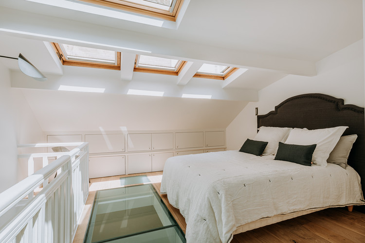Charlotte Deckers Photography   Interior Photographer   IMMO Apartment Bed Room