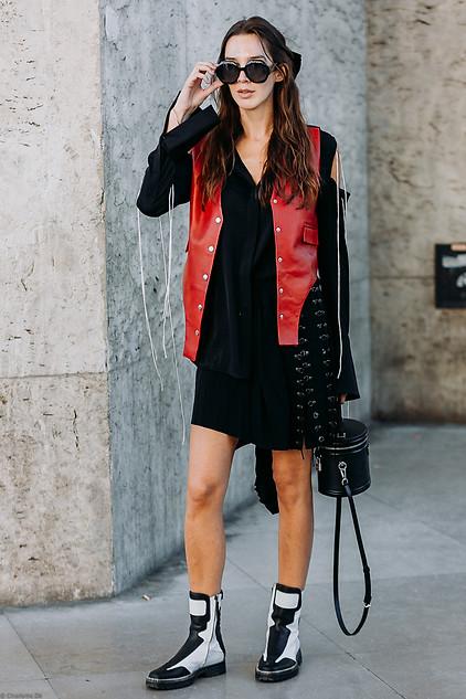 Charlotte Deckers Photography   FashionWeek Paris SS19 Fashion Streetstyle