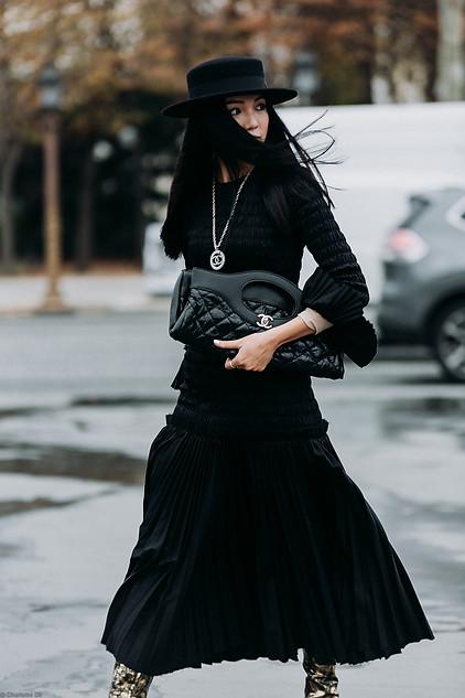 Charlotte Deckers Photography   FashionWeek Paris SS19 Fashion Streetstyle Yoyo Kulala