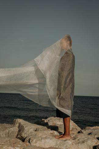Charlotte Deckers Photography | Fashion Photographer Barcelona | Creative Editorial Photoshoot Exterior Female Model