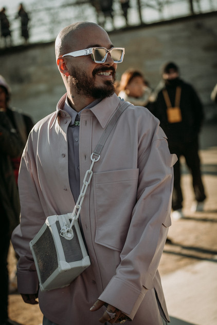 Charlotte Deckers Photography | FashionWeek Paris AW20 Fashion Streetstyle Jbalvin