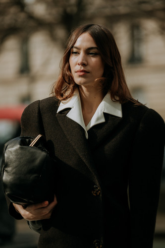 Charlotte Deckers Photography | FashionWeek Paris AW20 Fashion Streetstyle Miumiu Alexa Chung