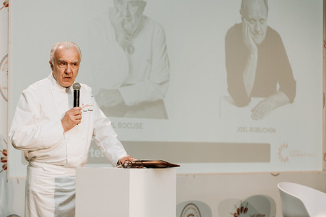 Charlotte Deckers Photography | Event Photographer | Alain Ducasse Talking Micro Convention