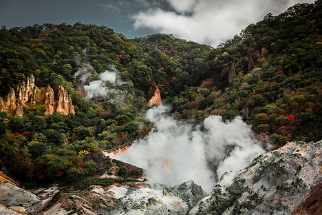 Charlotte Deckers Photography | Travel Photo Japan | Nature Landscape Mountains Hokkaido