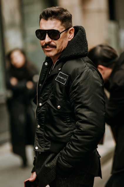 Charlotte Deckers Photography | FashionWeek Paris AW20 Fashion Streetstyle Alex Badia