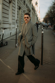 Charlotte Deckers Photography | FashionWeek Paris AW20 Fashion Streetstyle Alex Badia