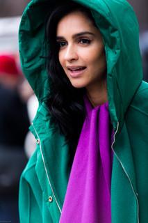 Charlotte Deckers Photography | FashionWeek NewYork AW19 Fashion Streetstyle Atenas Hernandez