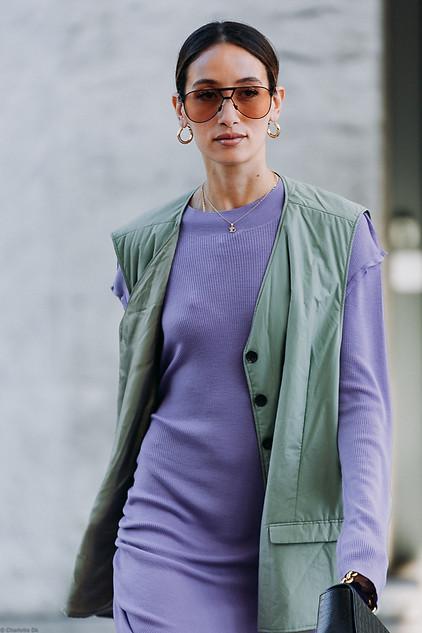 Charlotte Deckers Photography   FashionWeek Paris SS19 Fashion Streetstyle Alexandra Guerain