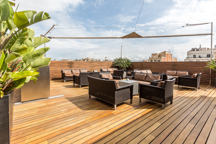 Charlotte Deckers Photography   Hotel Photographer   Rooftop Terrace