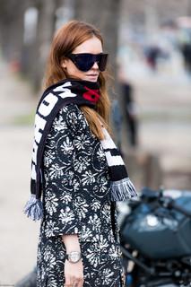Charlotte Deckers Photography | FashionWeek Paris SS18 Fashion Streetstyle Blanca Miro
