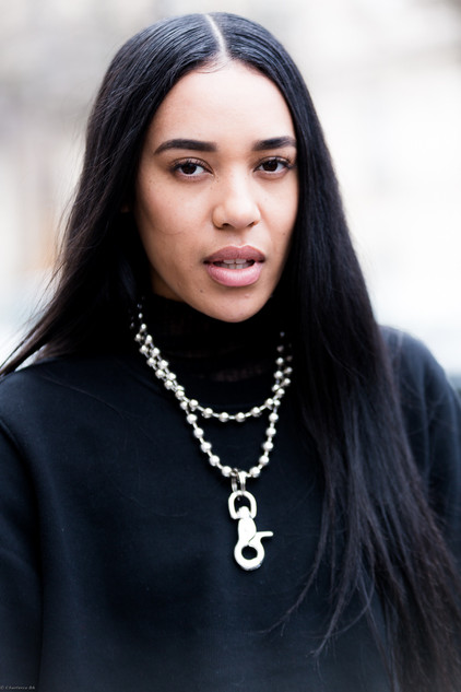 Charlotte Deckers Photography | FashionWeek Paris SS18 Fashion Streetstyle Alealimay
