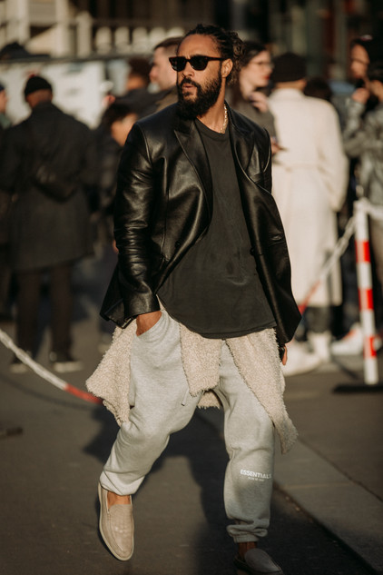 Charlotte Deckers Photography | FashionWeek Paris AW20 Fashion Streetstyle Jerry Lorenzo