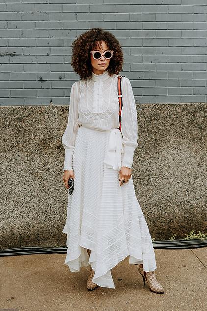 Charlotte Deckers Photography   FashionWeek NewYork SS19 Fashion Streetstyle Scout The City