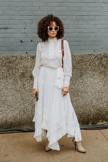 Charlotte Deckers Photography | FashionWeek NewYork SS19 Fashion Streetstyle Scout The City