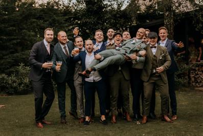 Charlotte Deckers Photography | Wedding Photographer | Best man shoot