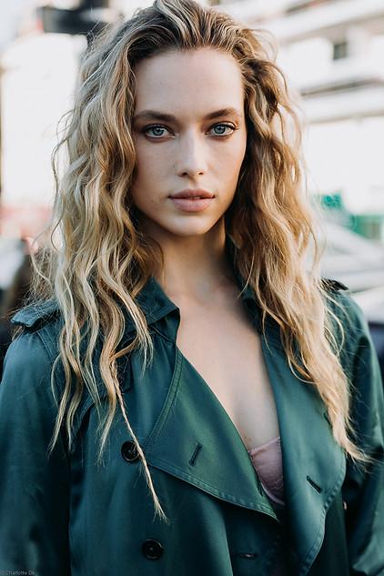 Charlotte Deckers Photography   FashionWeek Paris SS19 Fashion Streetstyle Hannah Ferguson