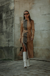 Charlotte Deckers Photography | FashionWeek Paris AW20 Fashion Streetstyle Alice Barbier
