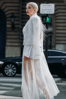 Charlotte Deckers Photography | FashionWeek Paris SS19 Fashion Streetstyle Caroline Vreeland