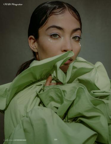 Charlotte Deckers Photography | Fashion Photographer Barcelona | Portrait Editorial