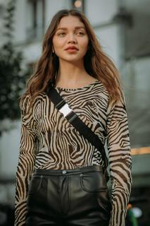 Charlotte Deckers Photography | FashionWeek Paris AW20 Fashion Streetstyle Jessie Andrews