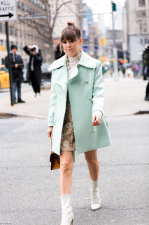Charlotte Deckers Photography | FashionWeek NewYork AW19 Fashion Streetstyle Margo and Me