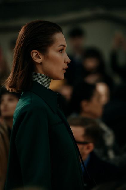 Charlotte Deckers Photography   FashionWeek Paris AW20 Fashion Runaway Lacoste Bella Haddid