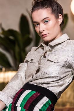 Charlotte Deckers Photography   Fashion Editorial Interior Photoshoot Female Model Portrait