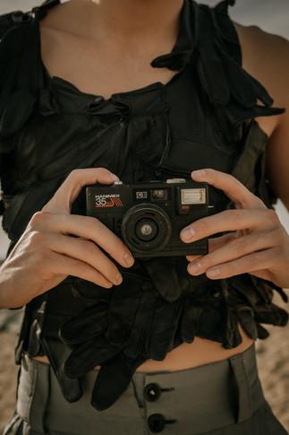 Charlotte Deckers Photography | Closeup Camera | Fashion Photographer | Barcelona