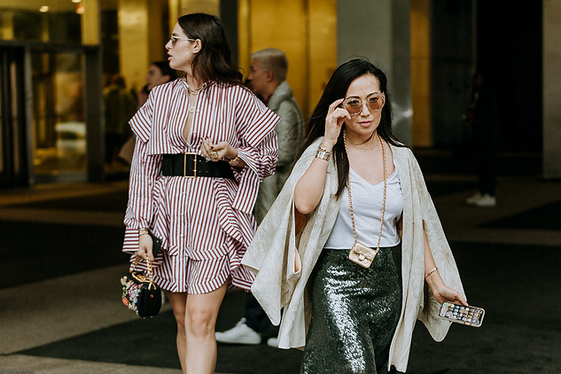 Charlotte Deckers Photography   FashionWeek NewYork SS19 Fashion Streetstyle