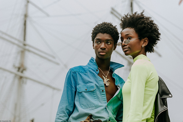 Charlotte Deckers Photography   FashionWeek NewYork SS19 Fashion Streetstyle Alton & Imari