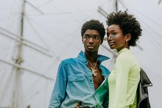 Charlotte Deckers Photography | FashionWeek NewYork SS19 Fashion Streetstyle Alton & Imari