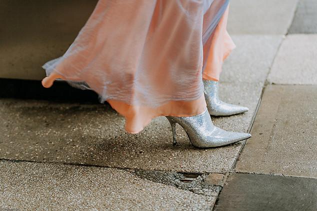 Charlotte Deckers Photography   FashionWeek NewYork SS19 Fashion Streetstyle Close Up Shoes