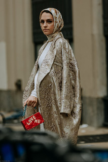 Charlotte Deckers Photography | FashionWeek NewYork SS19 Fashion Streetstyle Mademoiselle Meme
