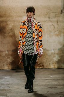 Charlotte Deckers Photography | FashionWeek Paris AW20 Fashion Runaway Model