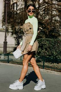 Charlotte Deckers Photography | FashionWeek Paris SS19 Fashion Streetstyle Camile Coehlo