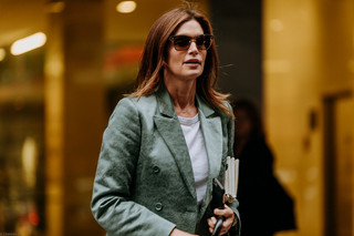 Charlotte Deckers Photography | FashionWeek NewYork SS19 Fashion Streetstyle Cindy Crawford