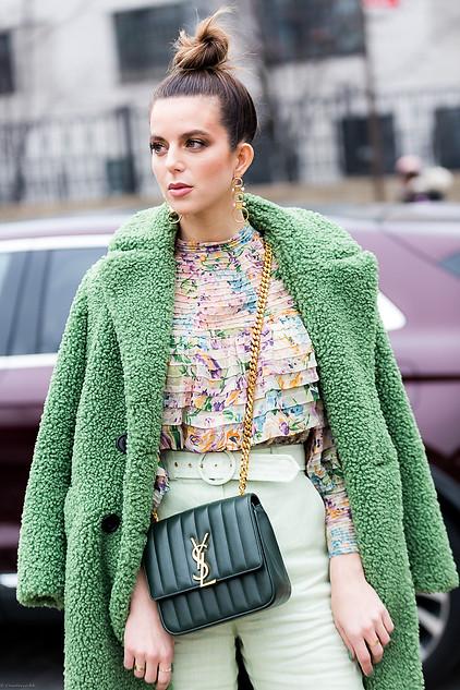 Charlotte Deckers Photography   FashionWeek NewYork AW19 Fashion Streetstyle