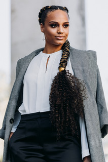 Charlotte Deckers Photography | FashionWeek Paris SS19 Fashion Streetstyle Alicia Aylies